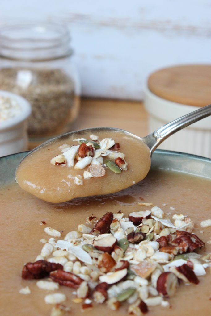 Idée recette smoothie bowl
